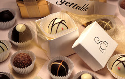 Chocolate Favor Boxes