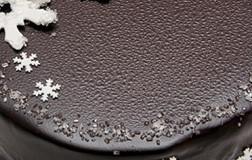 Chocolate Hazelnut Japonaise Torte