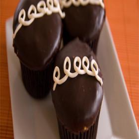 Chocolate Marshmallow Cream Cupcakes