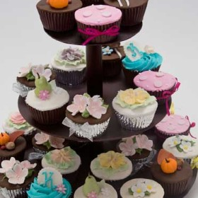Cupcake Tower Display