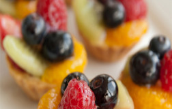 Miniature Fruit Tartlet