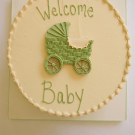 Simple Baby Carriage
