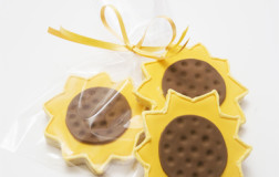 Sunflower Cookie