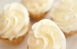White Chocolate Lemon Tartlets