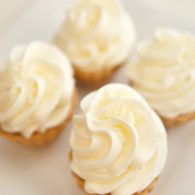 White Chocolate Lemon Tartlets