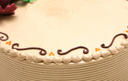 ButterScotch & Toffee Crunch Torte
