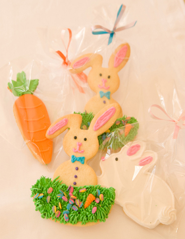 Easter Butter Cookie Favors