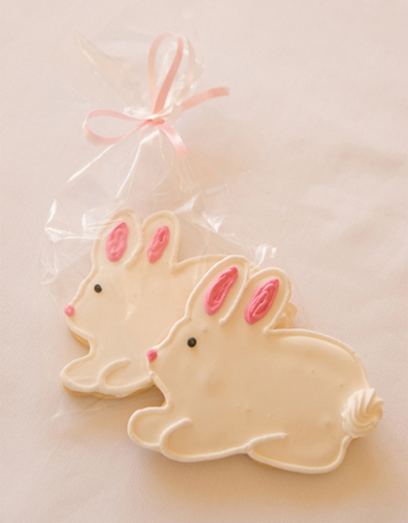 Hopping Bunny Cookies