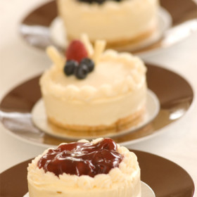 Individual Cheesecakes