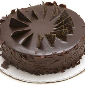 Kahlua Fudge Torte