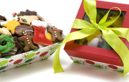 Specialty Gift Cookie Boxes