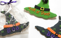Witchs Hat Cookies