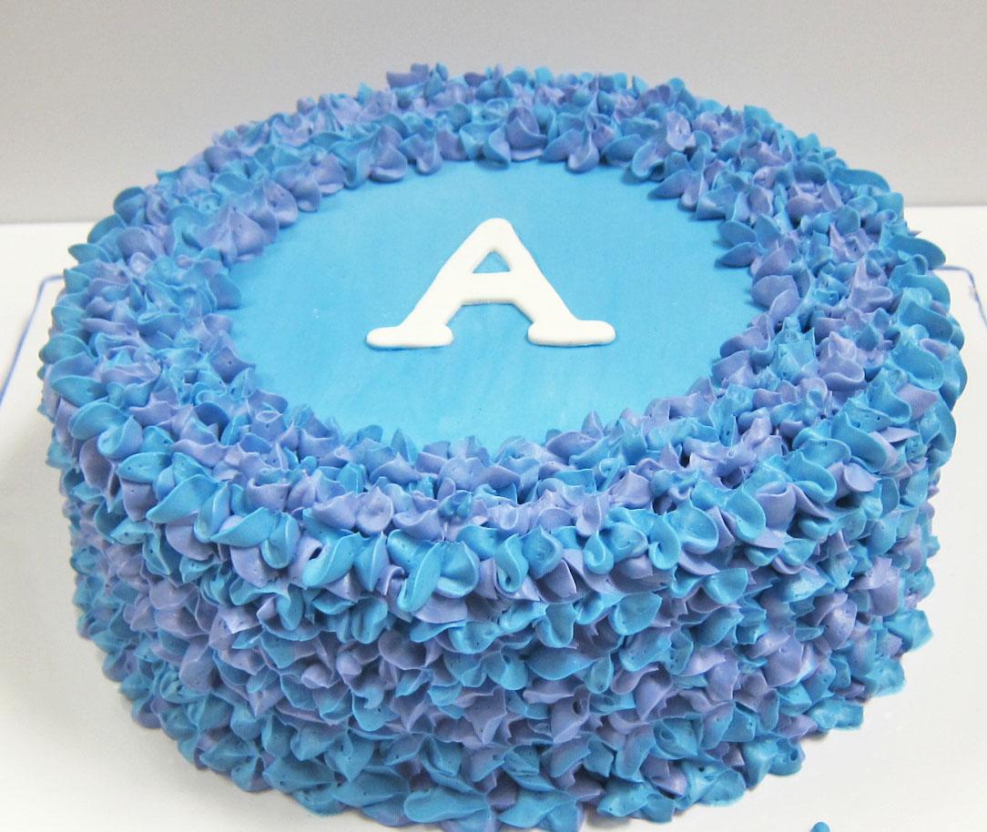 Hydragea Cake
