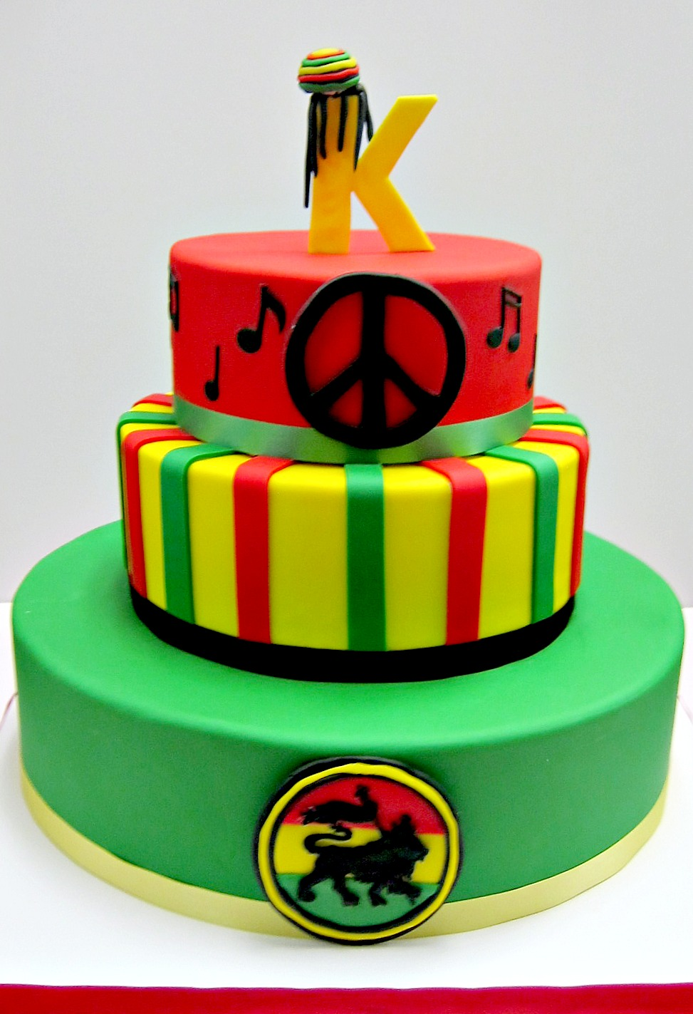 Images Of Bob Marley Cakes