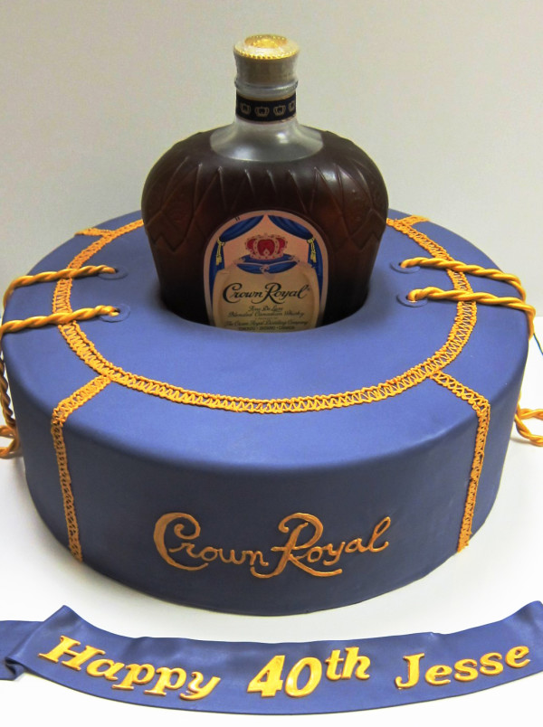 Crown Royal Cake Scrumptions
