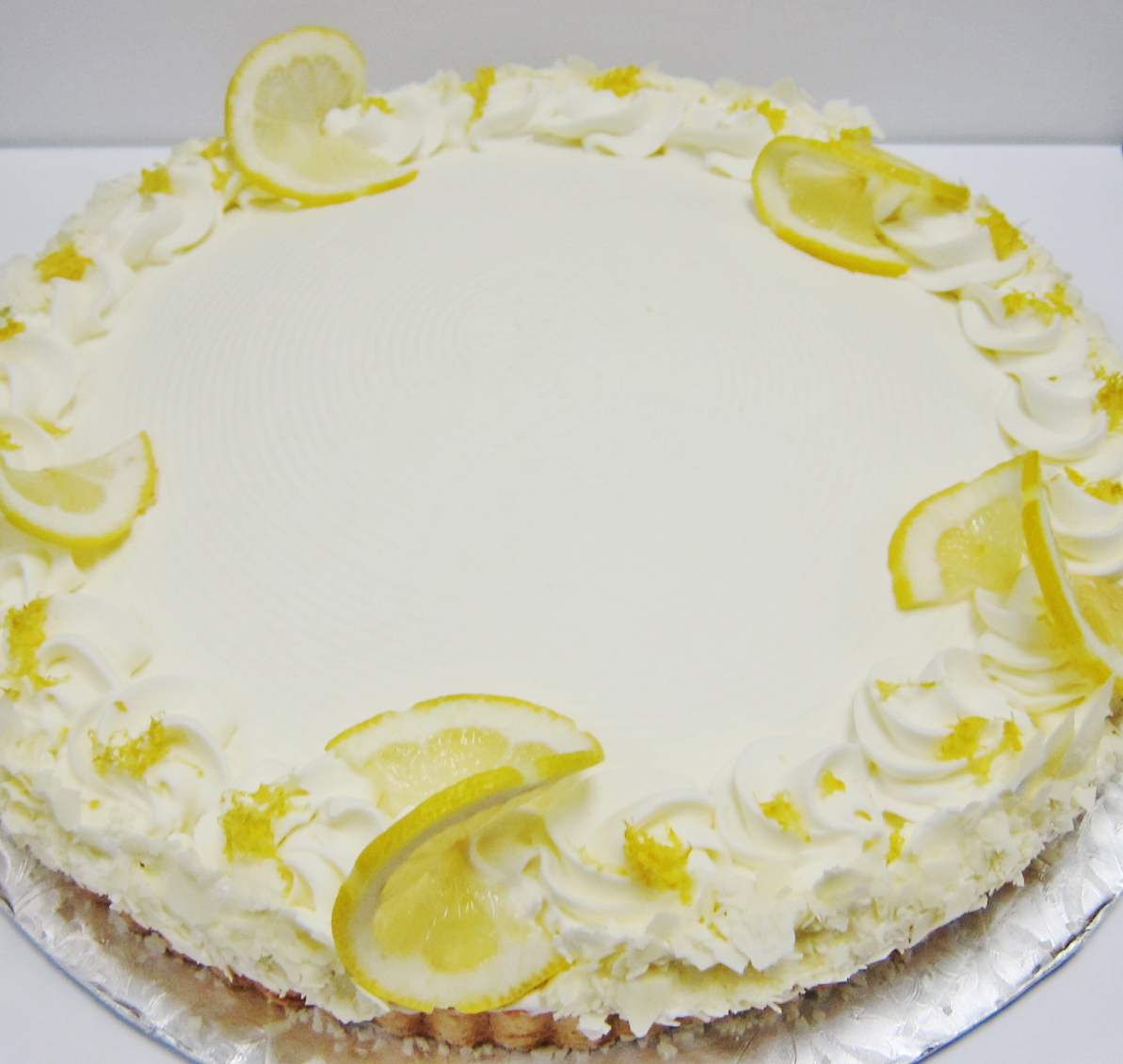 White Chocolate Lemon Mousse Tart11