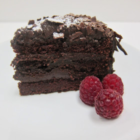 Chocolate Raspberry Midnight in Moscow