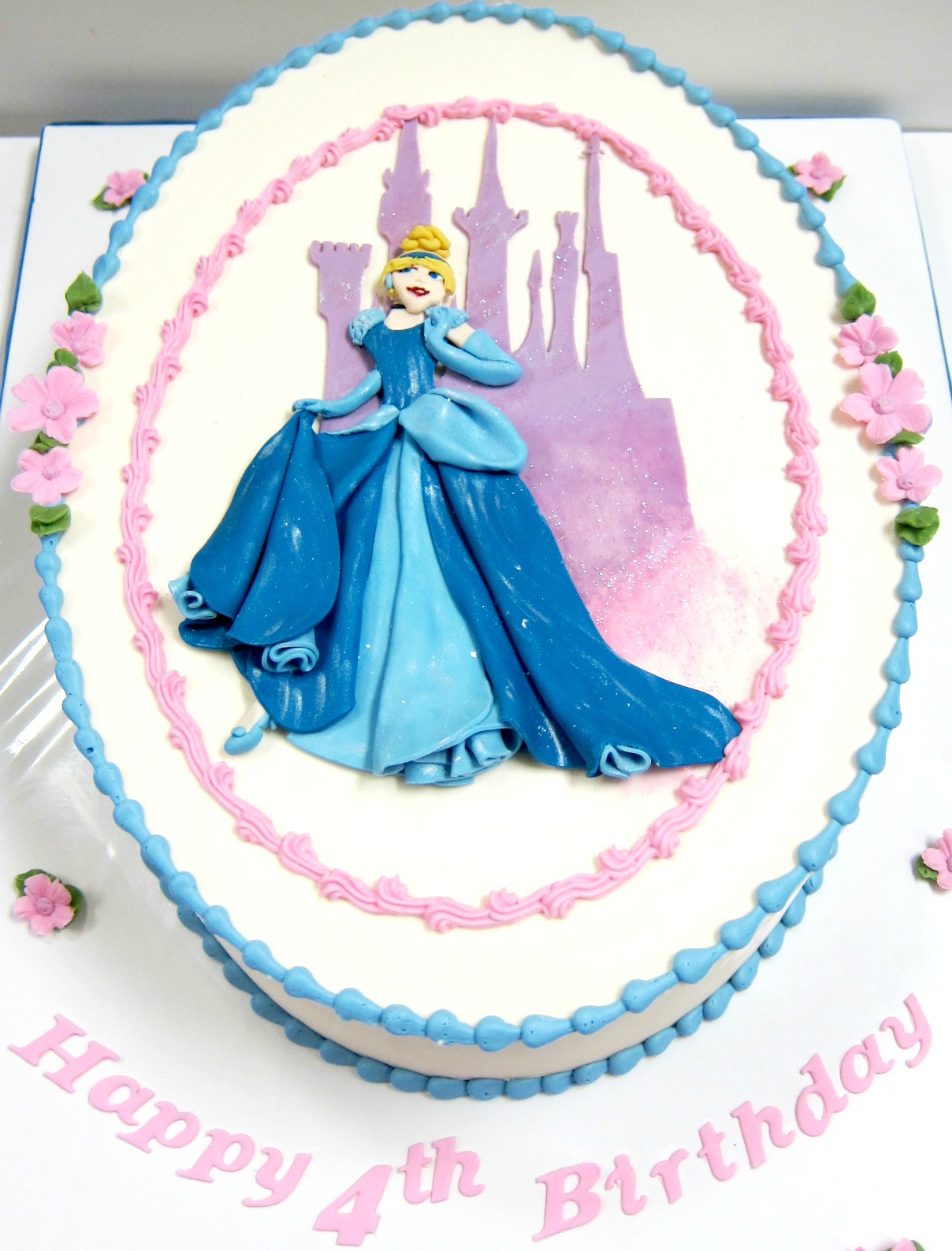 Cinderella Cake1