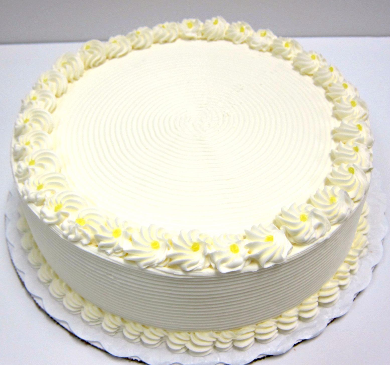 Lemon Swiss Torte