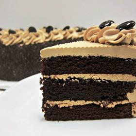 Mochacinno Cake