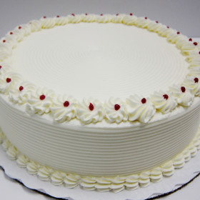Raspberry Swiss Torte