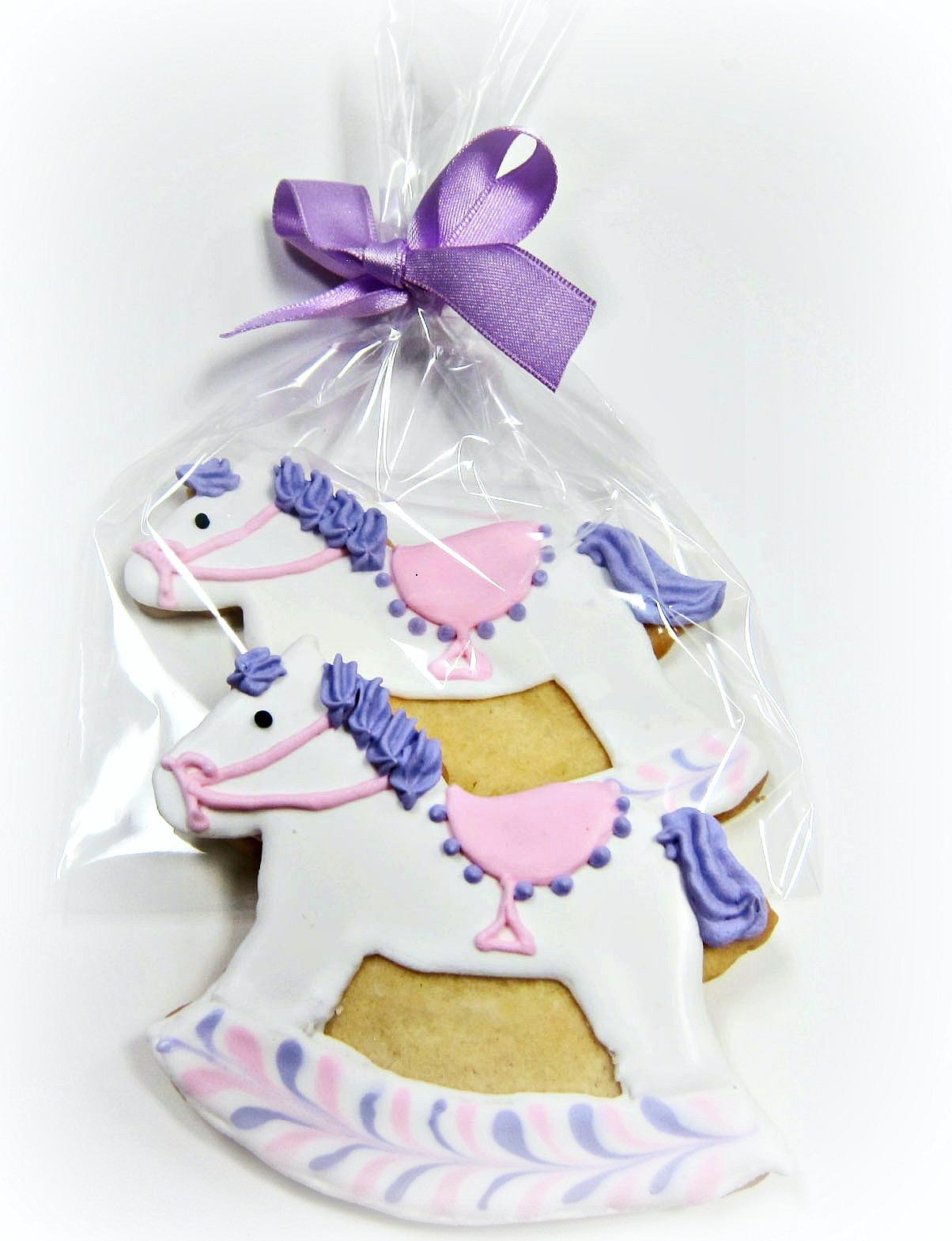 Rocking Horse Cookies Scrumptions