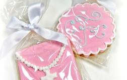 Rosary & Monogram Cookies2