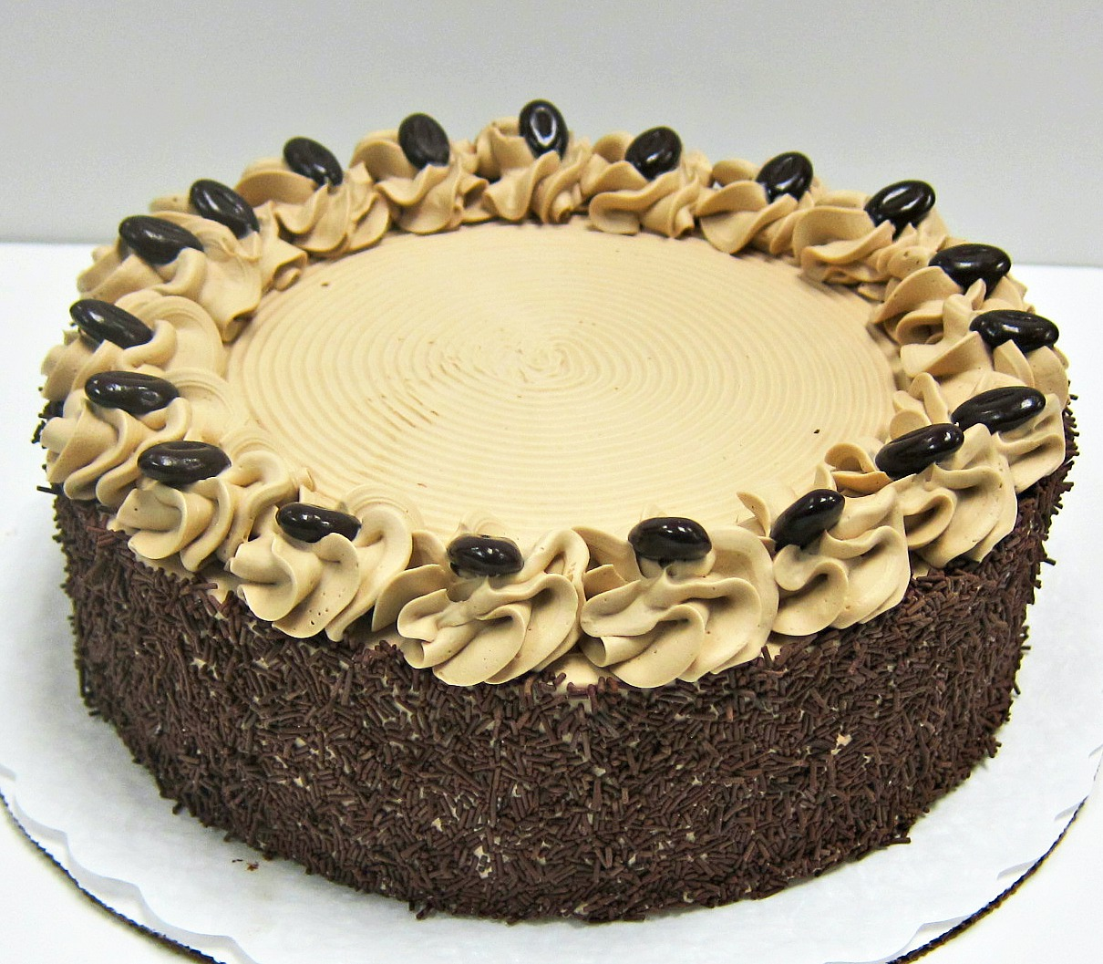 Whole Mochacinno Cake