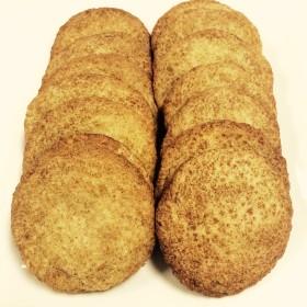 snicker doodle cookiesa