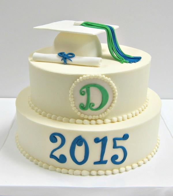 Graduation Cake Scrumptions
